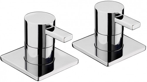 Evolution three quarter inch Bath Deck Valves
