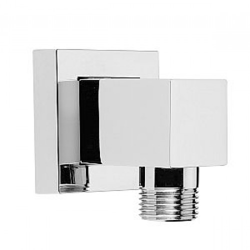 Square Wall Mounted Shower Outlet