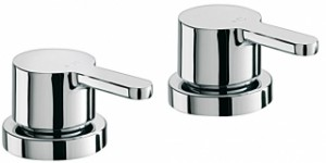 Plaza three quarter inch Bath Deck Valves