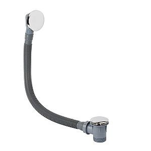 Rimini Range- Quality Bath + Basin Clicker Waste Sl with Backnut Pack