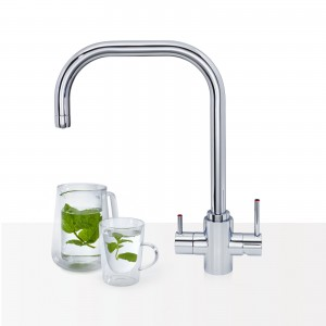 Samara 3 in 1 Hot Tap Chrome