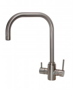 Samara 3 in 1 Hot Tap Brushed Nickel